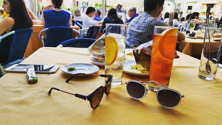 #martini #bianco #aperol #tassoni #relax #faunobar #sorrento by vincenzuccio