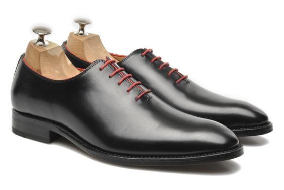 Chaussures à lacets Wade Marvin&Co Luxe vue détail/paire