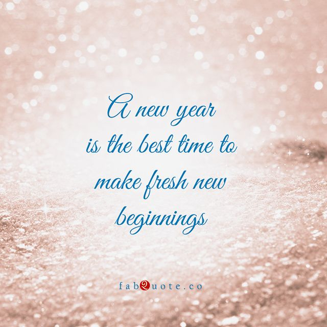 Inspirational Day Quotes: Best 25+ New Year New Beginning Ideas On Pinterest