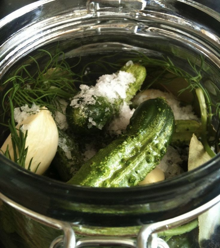 The perfect sour pickle - delicious, crisp, and probiotic rich.