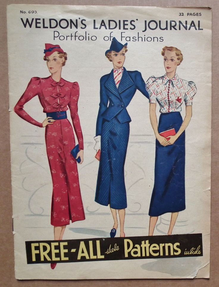 Journal Portfolio di mode n. 693 1937 30s Ladies di Weldon' rivista di cucito modello Catalogo abiti vestiti mag di lingerie 1930s Mode UK di sewmuchfrippery su Etsy https://www.etsy.com/it/listing/270110298/journal-portfolio-di-mode-n-693-1937-30s