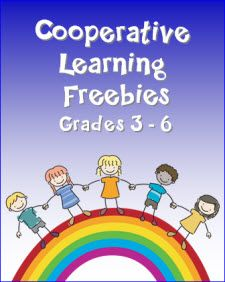 Cooperative Learning Resources in Laura Candler's online file cabinet
