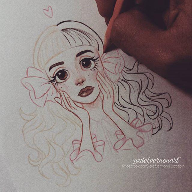 Art belongs to @alefvernonart on Instagram