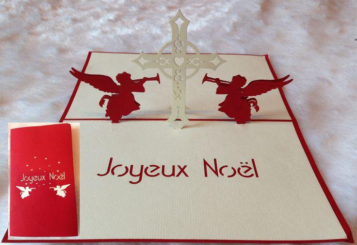 9 best images about carte de noel diy on pinterest - Carte de noel fait main ...