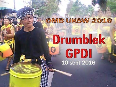 OMB UKSW 2016 Drumblek GPDI