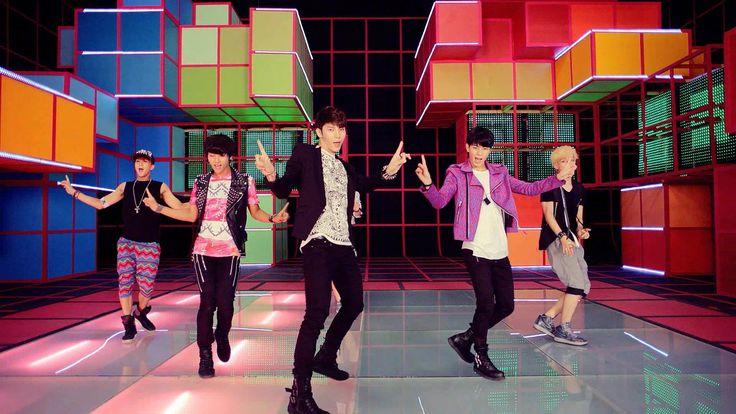빅스(VIXX) - Rock Ur Body 뮤직비디오 [VIXX] Rock Ur Body Official Music Video
