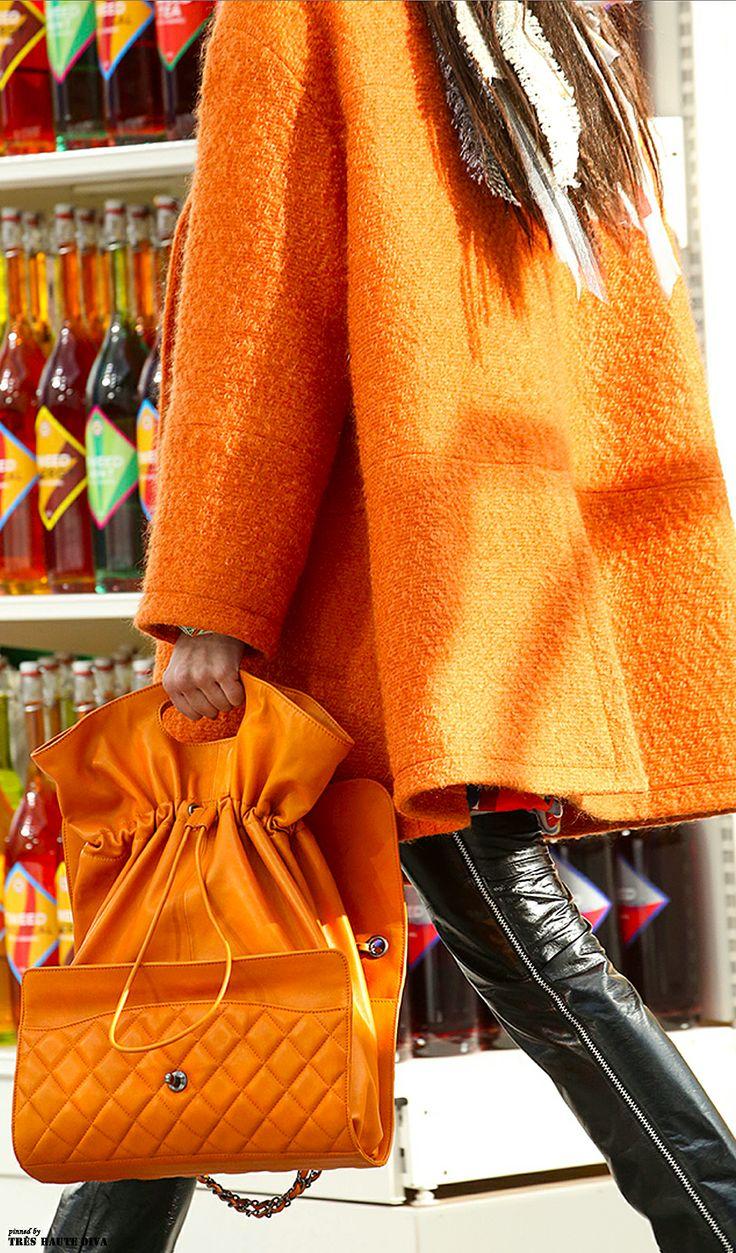 Paris Fashion Week Chanel Fall/Winter 2014 RTW