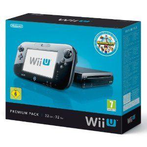 Console Nintendo Wii U 32 Go - Premium pack ! (économisez 31,09 € !)