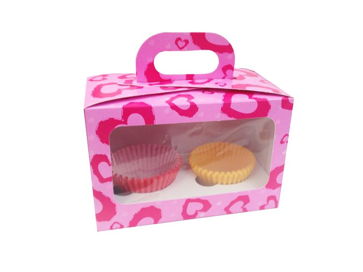 Para tus Cupcakes x2 Maletín...