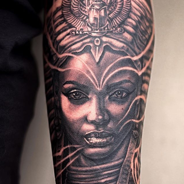 Best 25+ African Queen Tattoo Ideas On Pinterest