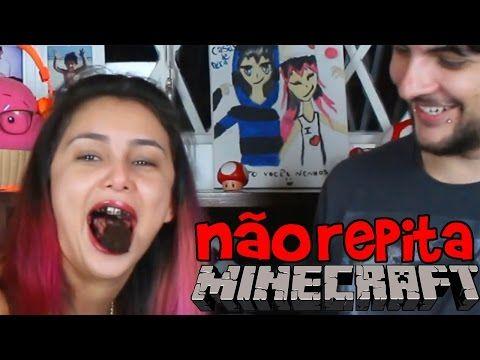 Fale qualquer coisa - Minecraft! (TAG) Casal de Nerd - YouTube
