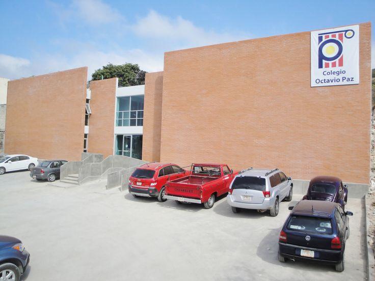 Galería de Colegio Octavio Paz / Ricardo Espinosa Arquitectos - 12