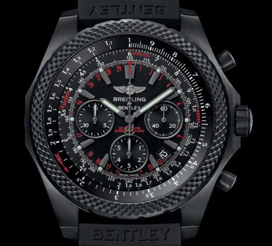 Bentley Light Body Midnight Carbon Watch Celebrates A