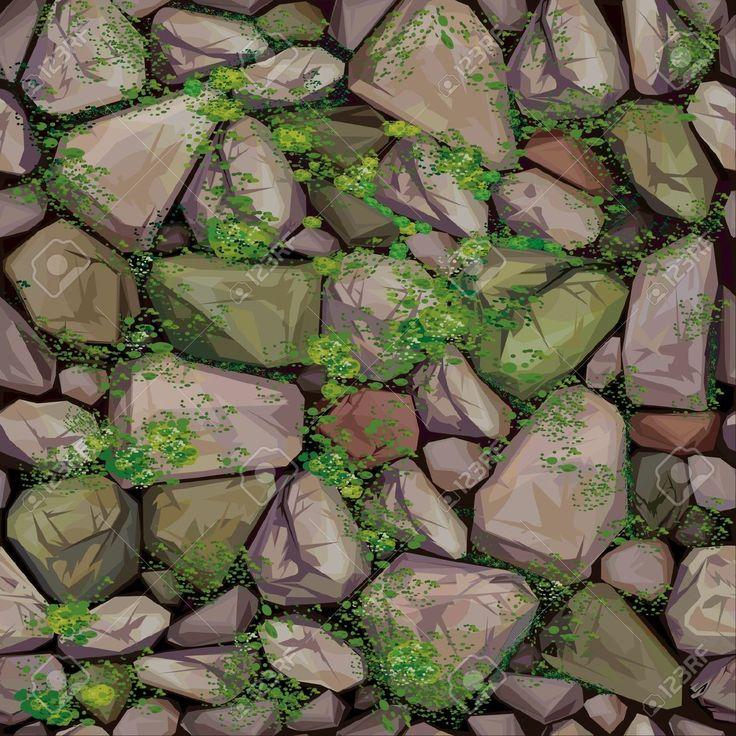 Texture Of Stones III