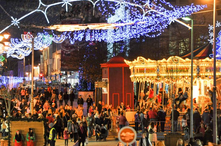 Are you planning a trip to #waterford this weekend? #Winterval festivities will be full swing from Friday through to Sunday see www.winterval.ie