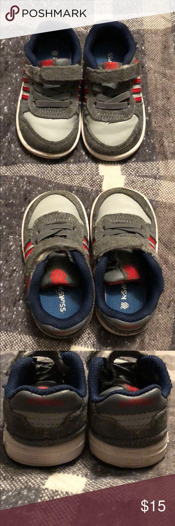 K Swiss Infants Shoes Baby Kids 4 EUC K-Swiss Shoes Baby & Walker