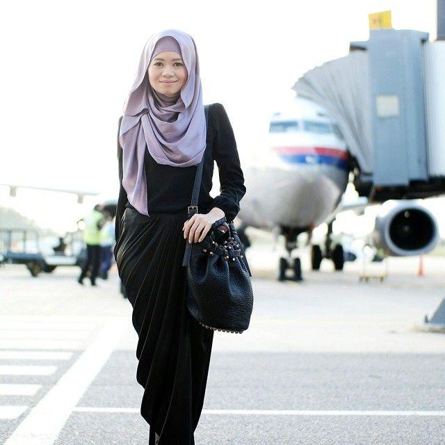 @rnadiasabrina ♥ Muslimah fashion & hijab style