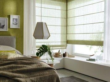 unser neuer faltrollo quer und klar gardinen und verf hrerische vorh nge pinterest. Black Bedroom Furniture Sets. Home Design Ideas