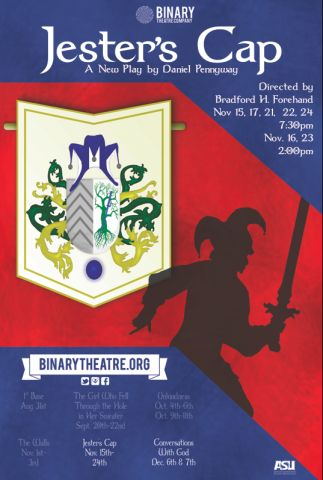 Homosexuality in Theater for Young Audiences TYA Jester's Cap Daniel Pennyway
