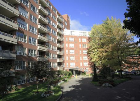 """Park Towers Apartments: Nestled in the nook of Wortley Village and surrounding area and cousin to One Grosvenor Gate. But """"where Grosvenor adores a minuet, the ballet russes, and crepe suzette; Park Tower loves to rock & roll, a hot dog makes her lose control"""" -- You get the idea."""