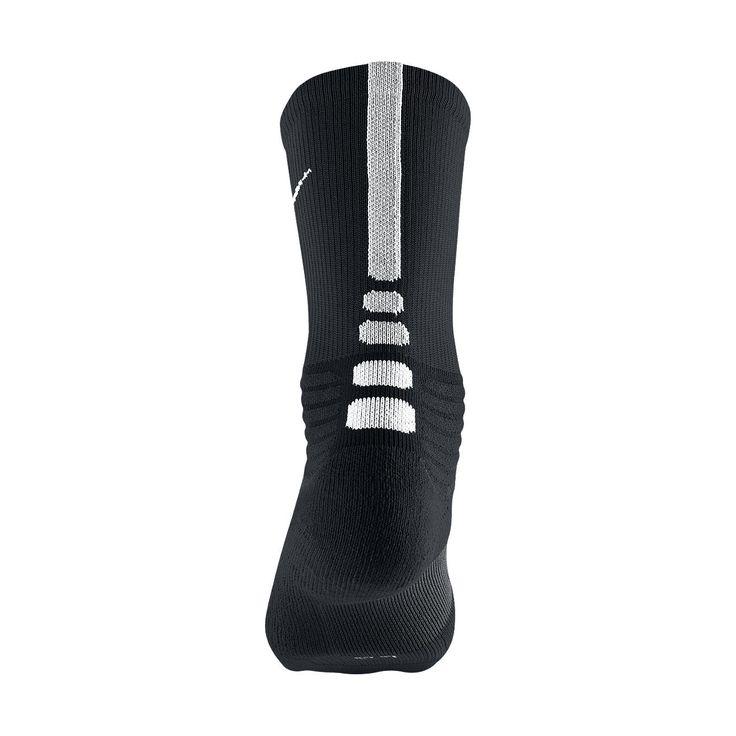 Calcetines Nike Elite 2.0 Dri-fit negro/blanco www.basketspirit.com/