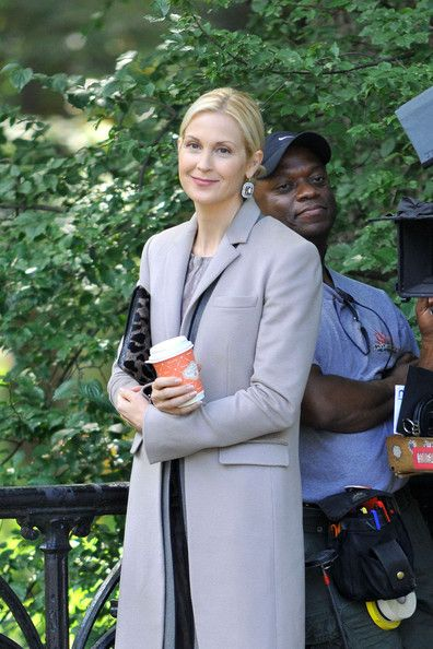 Kelly Rutherford Photo - Kelly Rutherford Films 'Gossip Girl'