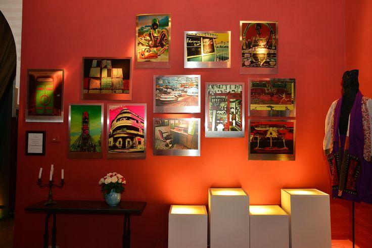 """Art exhibition Series """"Casablanca"""" by Deborah Benzaquen"""