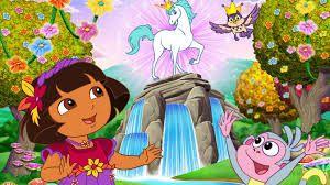 Nel 2014, Nickelodeon ha mandato in onda per la prima volta il programma Dora e i suoi amici: In città!, una nuova serie animata, rivolta a bambini di età prescolastica, interpretata dall'esploratrice più amata, che adesso vive in città, va a scuola e insieme ai suoi amici collabora con la sua comunità, affrontando avventure magiche e di vita quotidiana.