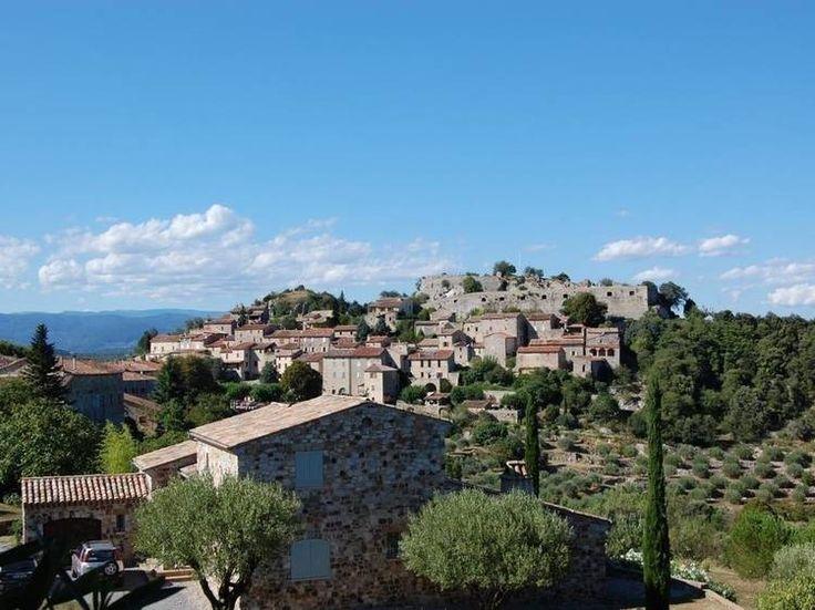 Banne Ardèche - Gîte Les Clèdes du Mazel - Azur à BANNE: location Gîte Gîtes de France Ardèche