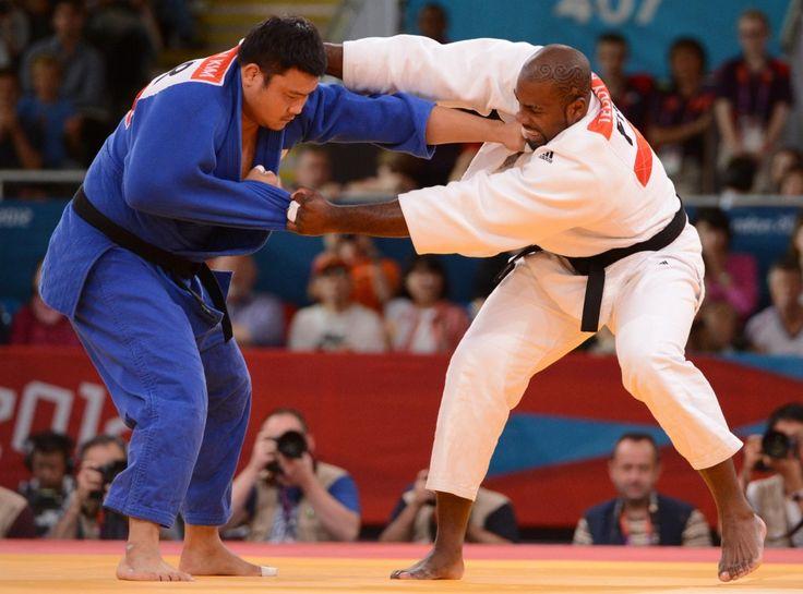 Teddy Riner, Le quintuple champion du monde de judo