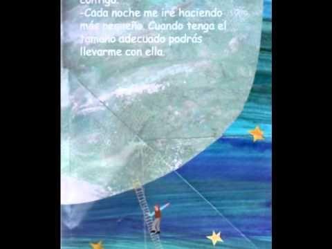 PAPÁ, POR FAVOR, CONSÍGUEME LA LUNA es un cuento de Eric Carle.  Mónica quería la luna, así que le pidió a su papá que se la bajase. Pero la luna era demasiado grande...  #videocuento