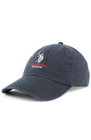 POLO FE Navy Logo Cap