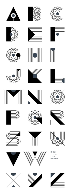More Typefaces!
