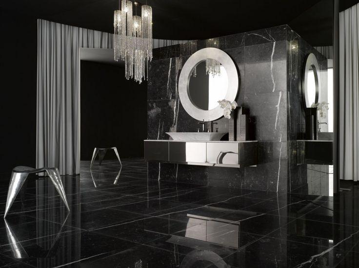 The Modern Black And White Bathroom Design In Classic Bathroom Ideas At Interior Home The Bathroom