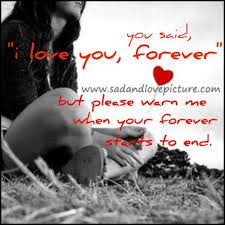 Love Quotes That Make You Cry Magnificent Sad Love Quotes That Make You Cry And Sayings Cover Photo  Poetry 4 U