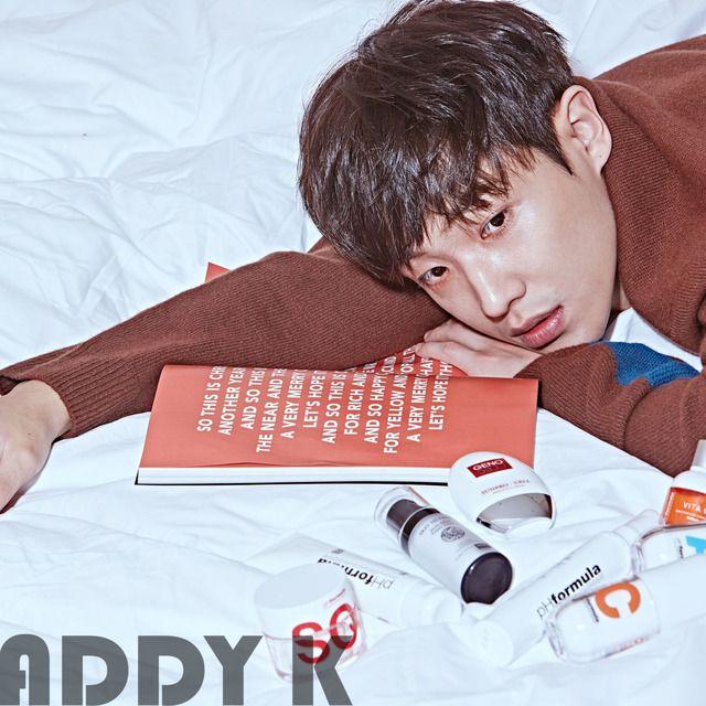 Lee Joon - Addy K January '17