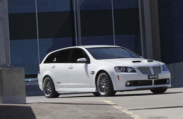 Velocityresource Com Holden Wagon Pontiac Gto Pontiac G8