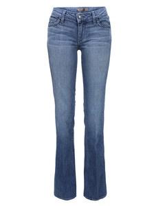 Paige Premium Denim Lou Lou Braided Mojave Flare Jeans