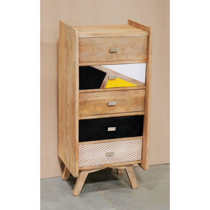 11 best meubles multi tiroirs images on pinterest drawers dressers and cabinet drawers. Black Bedroom Furniture Sets. Home Design Ideas