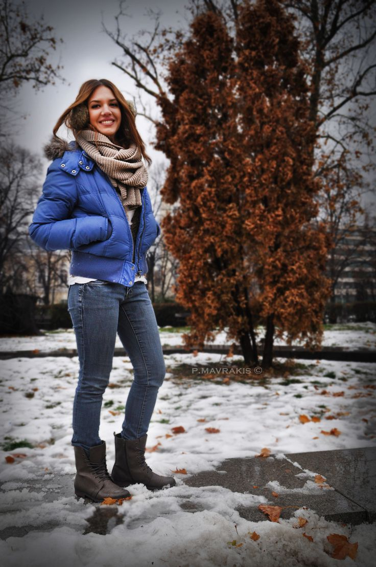 Model: Krista Photography: P.Mavrakis ©