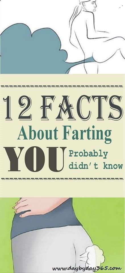 Did you Know these 12 Facts About Farting !!