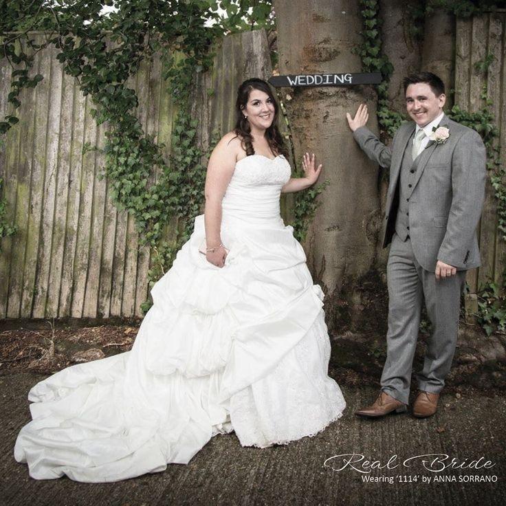 Real Brides Wed2b: Pin On Real Brides In Anna Sorrano