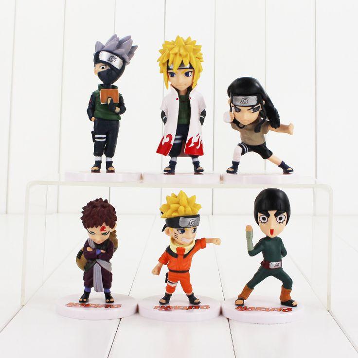 Like and Share if you want this  6pcs/lot Naruto Sakura kakashi sasuke haku Zabuza PVC Figure Toys Collection Model Doll    23.76, 21.99  Tag a friend who would love this!     FREE Shipping Worldwide     Get it here ---> http://liveinstyleshop.com/6pcslot-naruto-sakura-kakashi-sasuke-haku-zabuza-pvc-figure-toys-collection-model-doll/    #shoppingonline #trends #style #instaseller #shop #freeshipping #happyshopping