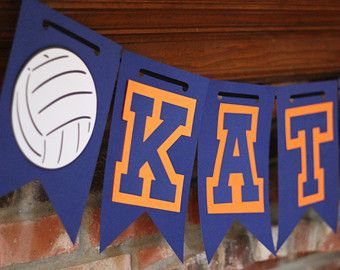 Popular items for volleyball player on Etsy