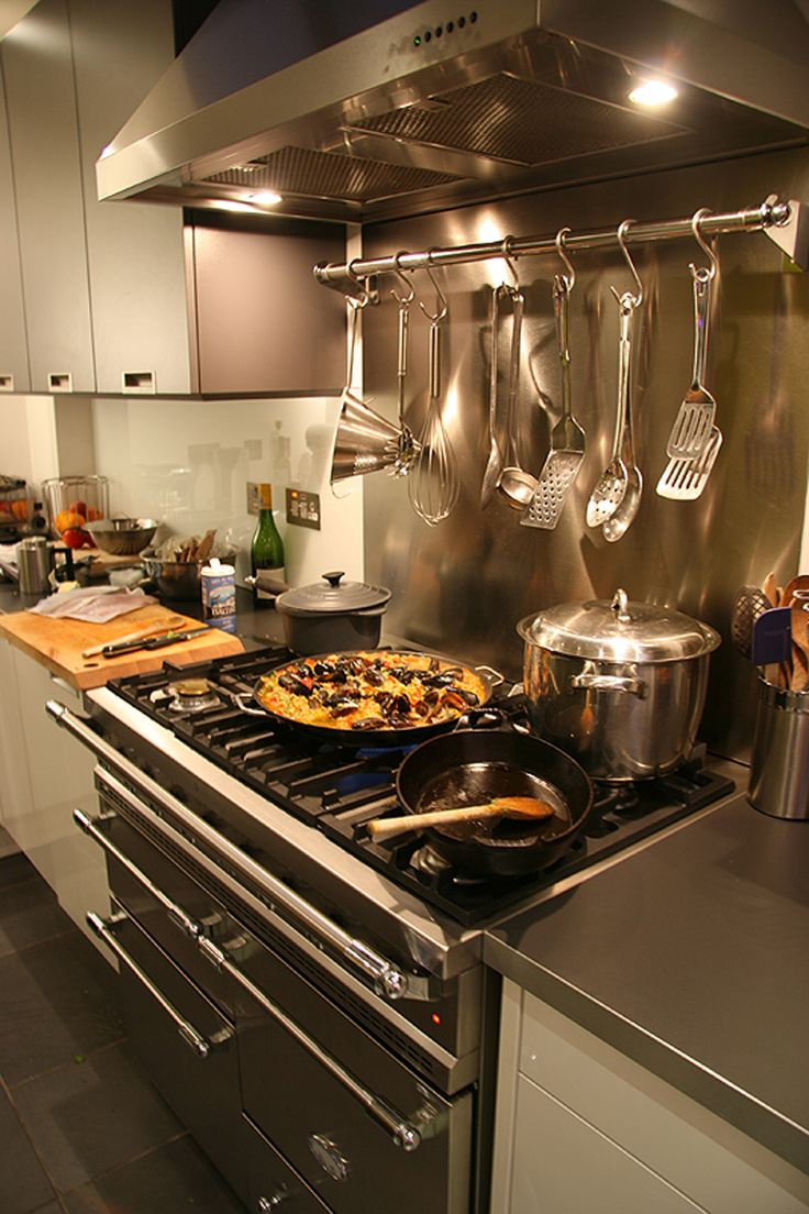 16 best Chef's kitchen extension and town garden images on ...