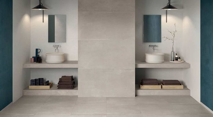 Stylish, elegant, the new collection in glazed porcelain from Kronos.