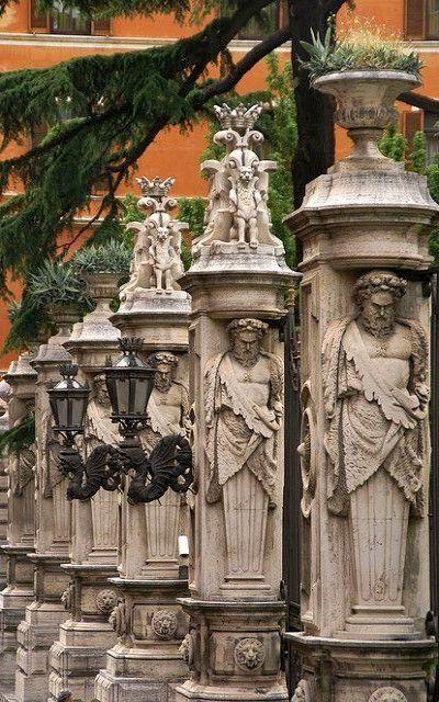 Palazzo Barberini ♦ Rome, Italy | Flickr - Photo by HEN-Magonza