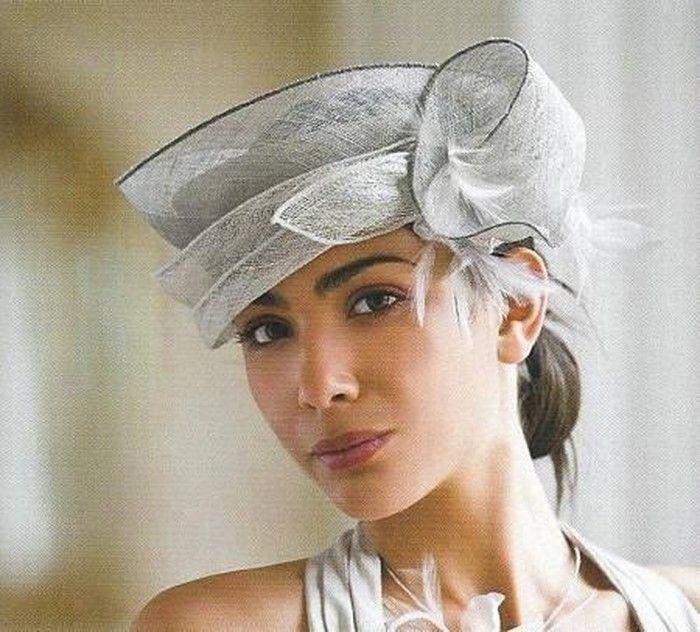 10 best chapeaux de c r monie images on pinterest sisal. Black Bedroom Furniture Sets. Home Design Ideas