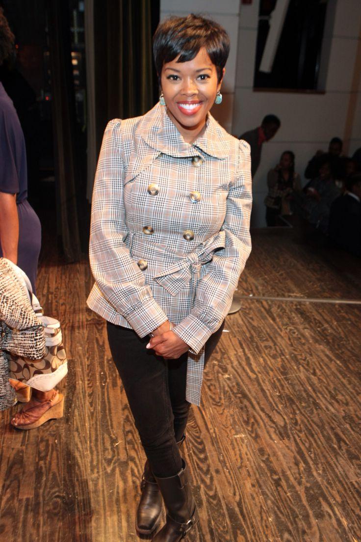 malinda williams short hair - Google Search