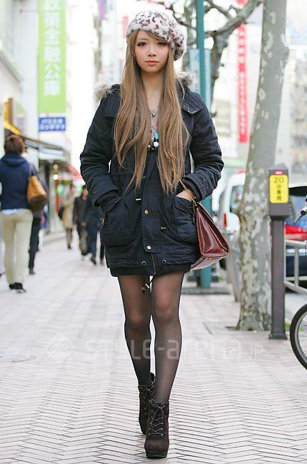 はるかさん   one*way SHAKE SHAKE ALBUM しまむら H&M   2012年2月第3週   渋谷   東京ストリートスタイル   東京のストリートファッション最新情報   スタイルアリーナ